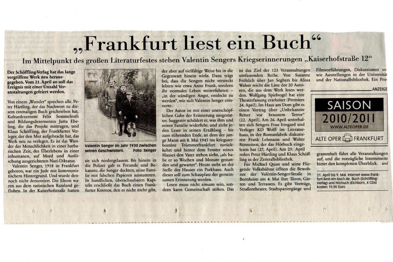 FleB Neue Presse